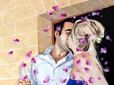 Spanskt bröllop